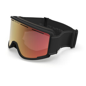 Spektrum Templet Essential Goggles Black/Zeiss Brown Multi Red